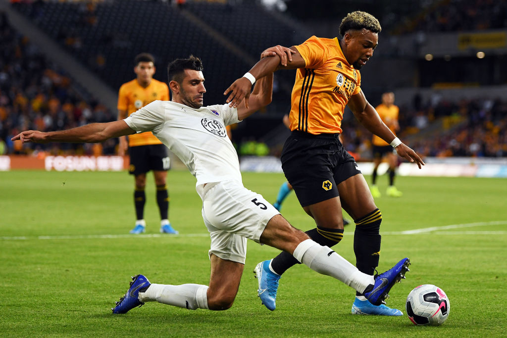 Adama Traore Is Finally Fulfilling His Potential At Wolves Molineux News