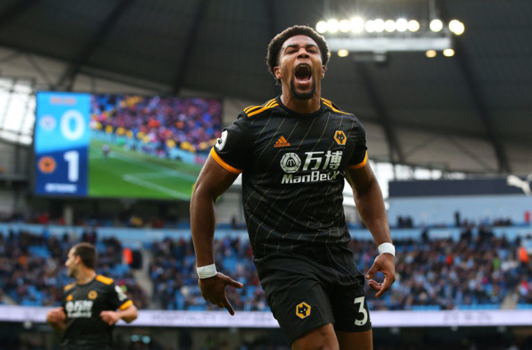Predicted Wolves XI to face Manchester City