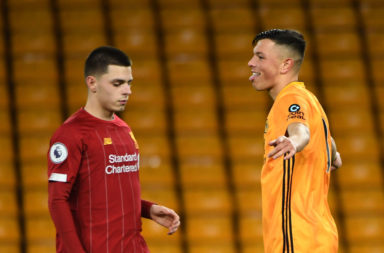 Wolverhampton Wanderers v Liverpool FC - Premier League International Cup