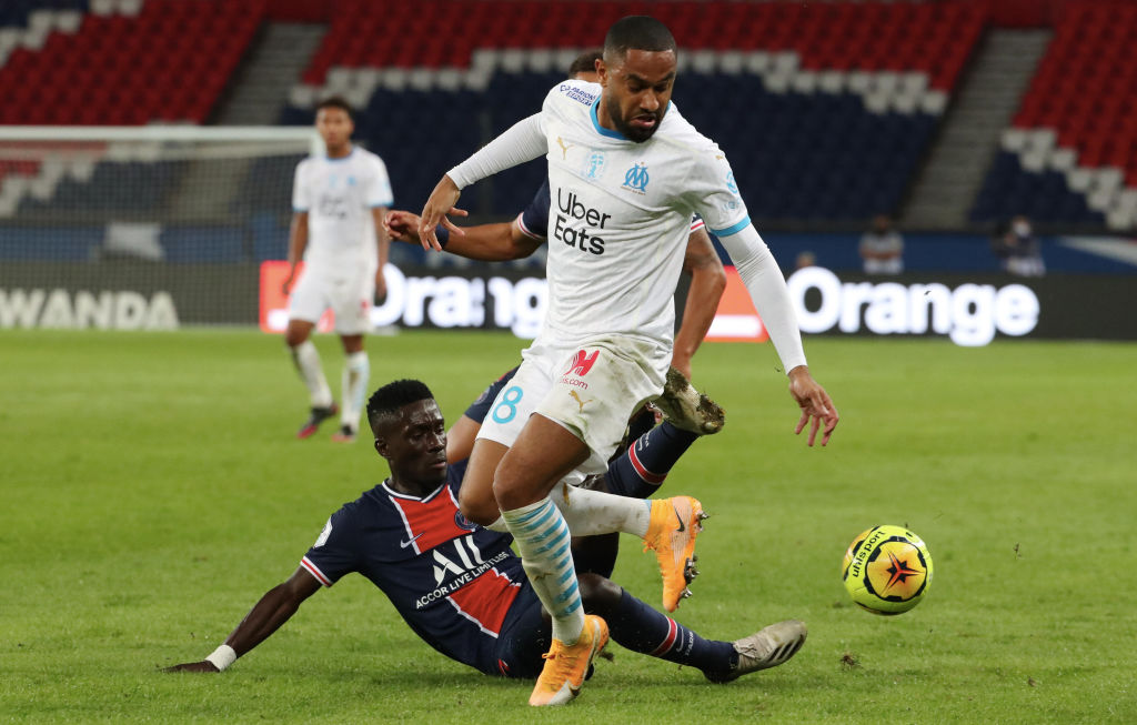 Paris Saint-Germain v Olympique Marseille - Ligue 1