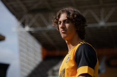 Wolverhampton Wanderers Unveil New Record Signing Fabio Silva