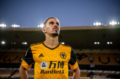 Wolverhampton Wanderers Unveil New Signing Vitinha