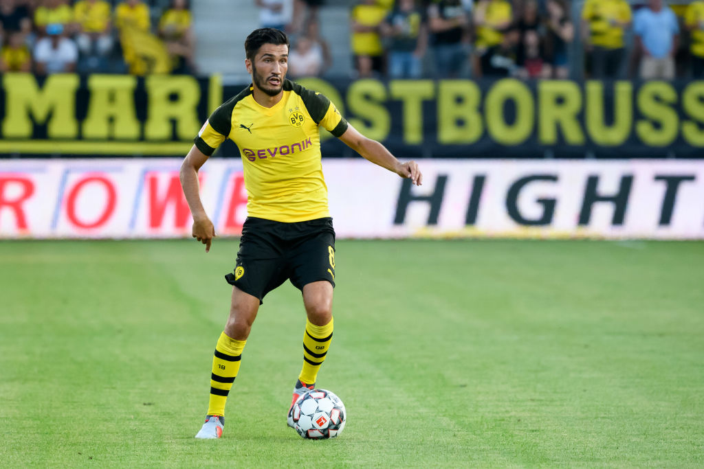 Borussia Dortmund v Stade Rennais - Pre-Season Friendly