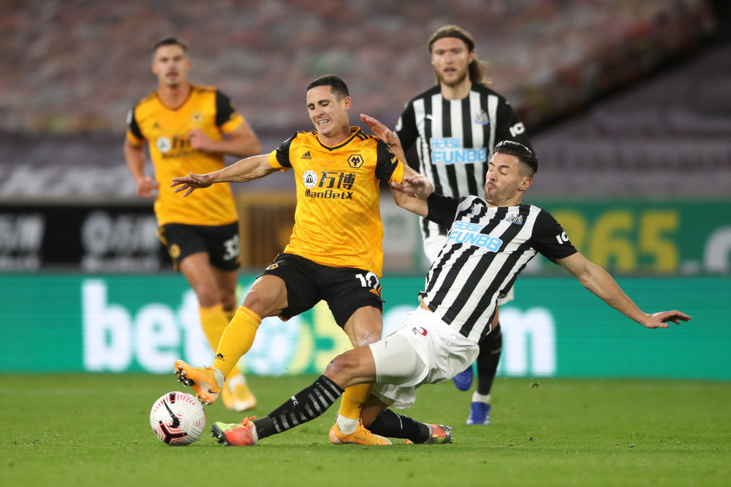 Wolverhampton Wanderers v Newcastle United - Premier League