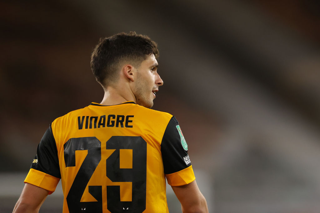 Wolverhampton Wanderers v Stoke City - Carabao Cup Second Round