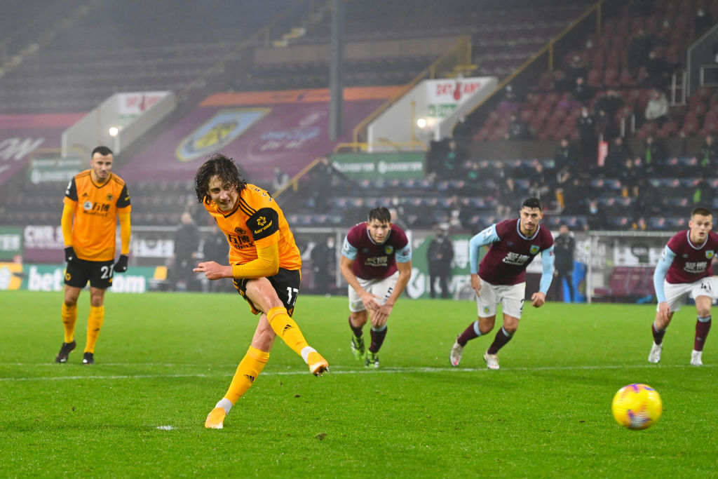 Burnley v Wolverhampton Wanderers - Premier League