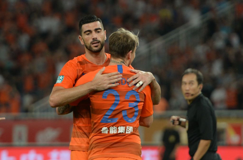 Shandong Luneng v Shenzhen F.C. - 2019 Chinese Super League