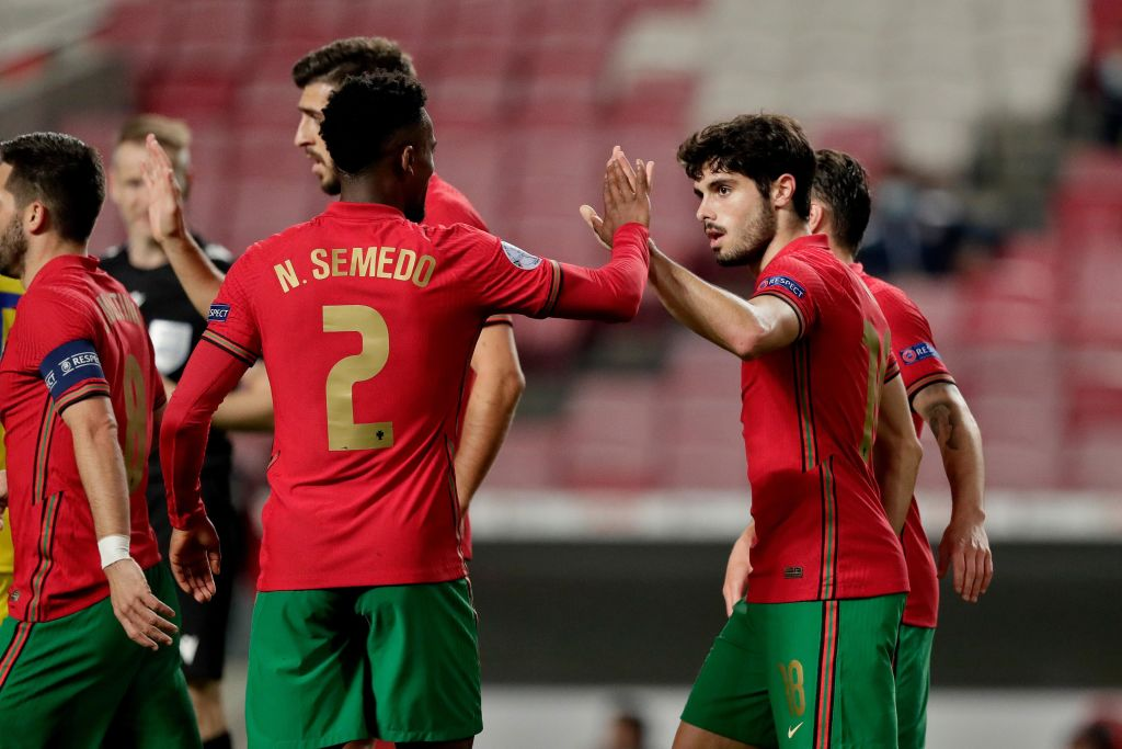 Portugal  v Andorra  -International Friendly