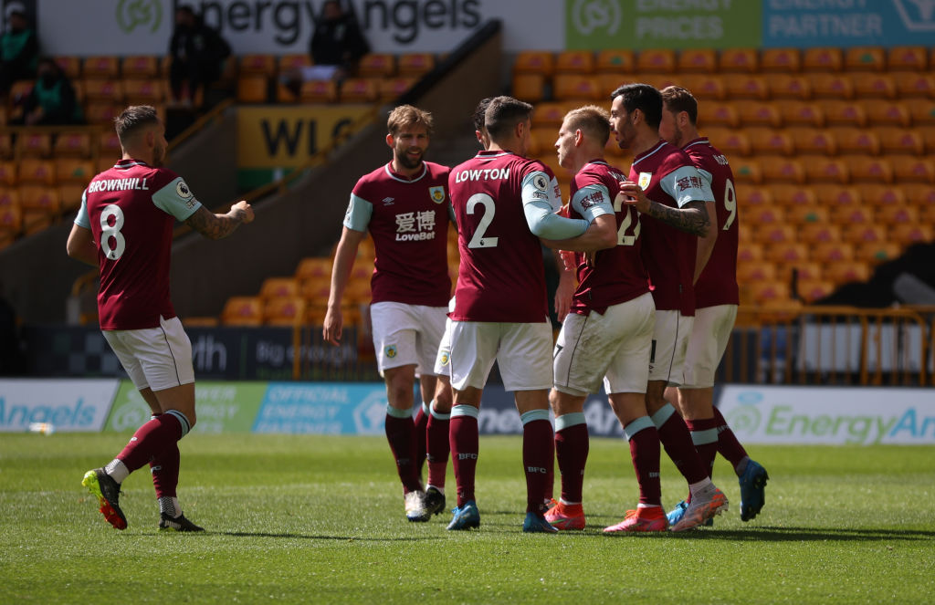 Wolverhampton Wanderers v Burnley - Premier League