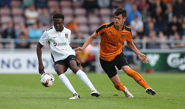 Northampton Town v Wolverhampton Wanderers - Pre-Season Friendly