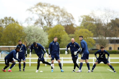 Wolverhampton Wanderers Training Session