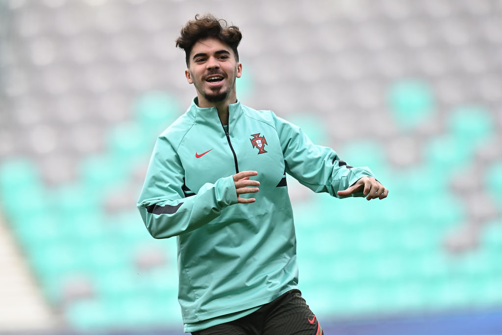 Portugal Training Session and Press Conference - UEFA European Under-21 Championship 2021