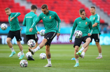 Hungary Training Session and Press Conference - UEFA Euro 2020: Group F