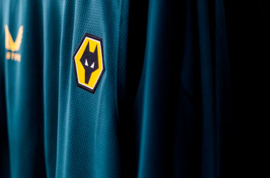 Behind the Scenes at the New Castore Wolverhampton Wanderers Kit Shoot