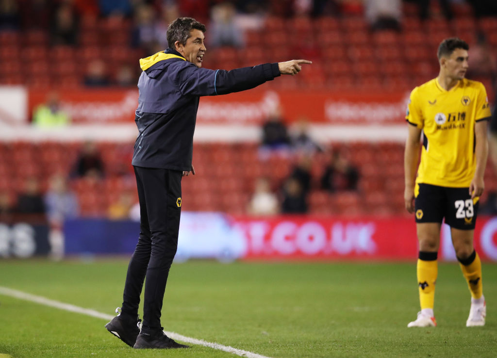 Nottingham Forest v Wolverhampton Wanderers  - Carabao Cup Second Round