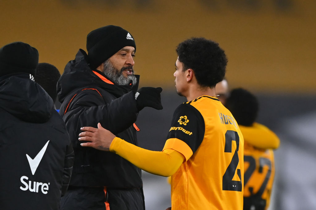 Wolverhampton Wanderers v Crystal Palace - FA Cup Third Round