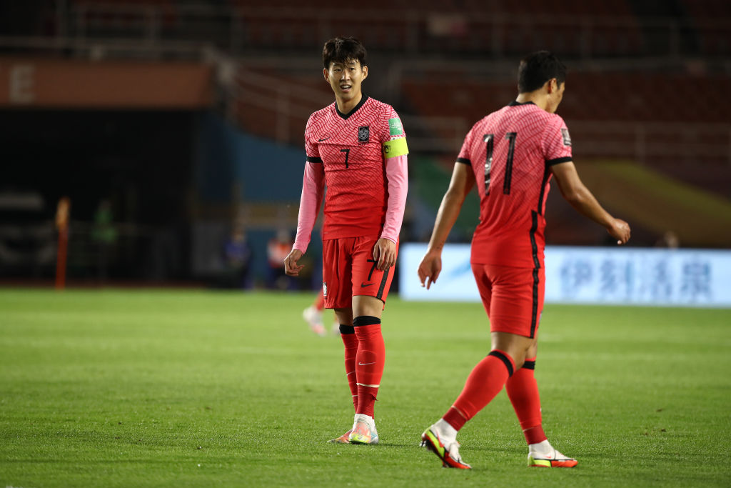 South Korea v Syria - FIFA World Cup Asian Qualifier Final Round Group A